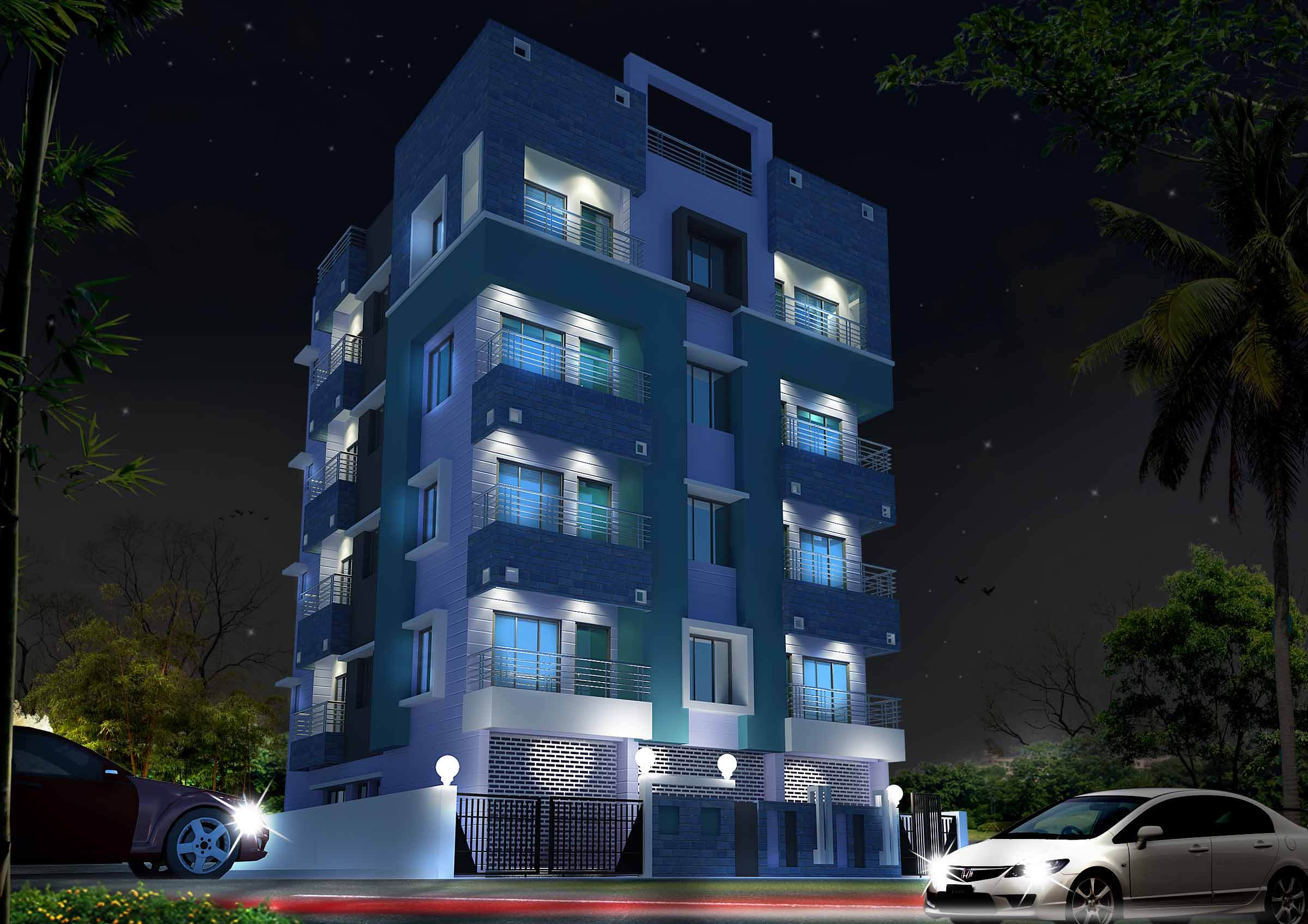 Anuraj Apartment – Konnagar