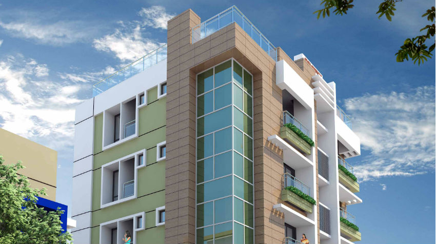 Arjita Apartment – Konnagar